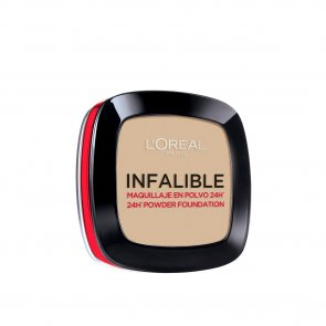 L'Oréal Paris Infallible 24h Powder Foundation 123 Warm Vanilla 9g
