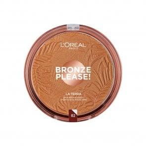 L'Oréal Paris La Terra Joli Bronze Bronzer 02 18g