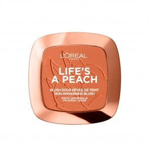 L'Oréal Paris Life's A Peach Blush 01 Peach Addict 9g