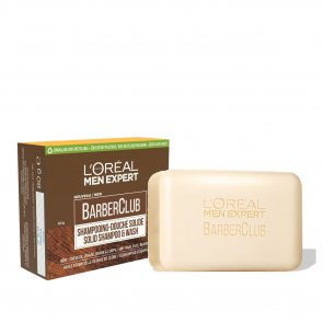 L'Oréal Paris Men Expert Barber Club Solid Shampoo & Wash 80g