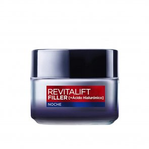 L'Oréal Paris Revitalift Filler & Hyaluronic Acid Night Cream 50ml