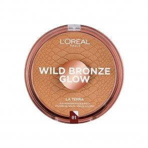 L'Oréal Paris Wild Bronze Glow La Terra 01 Light Bronze 18g