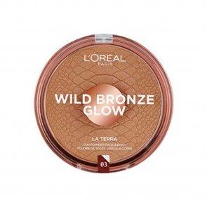 L'Oréal Paris Wild Bronze Glow La Terra 03 Medium Bronze 18g