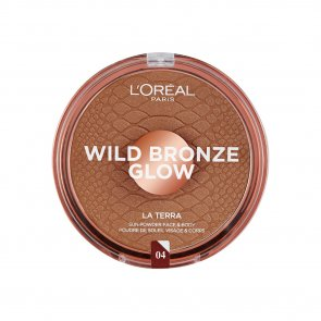 L'Oréal Paris Wild Bronze Glow La Terra 04 Intense Bronze 18g