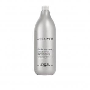 L'Oréal Professionnel Série Expert Silver Neutralising Cream 1L