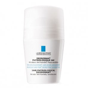 La Roche-Posay 24h Deodorant Roll On Sensitive Skin 50ml