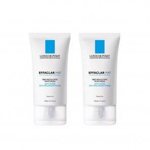 PROMOTIONAL PACK: La Roche-Posay Effaclar MAT Moisturizer Oily Skin 40ml x2