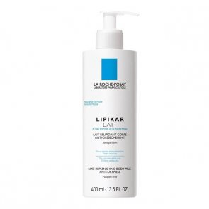 La Roche-Posay Lipikar Lipid-Replenishing Body Milk 400ml