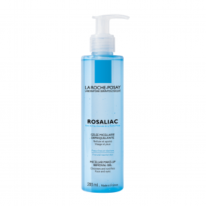 La Roche-Posay Rosaliac Micellar Make-Up Remover Gel Face&Eyes 195ml
