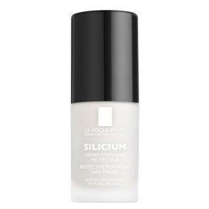 La Roche-Posay Silicium Nail Polish 06 White 7ml