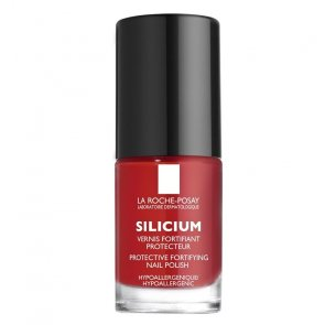 La Roche-Posay Silicium Nail Polish 24 Perfect Red 7ml