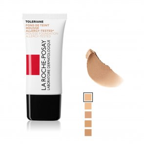 La Roche-Posay Toleriane Teint Mousse Foundation 01 Ivory 30ml