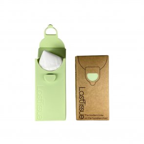 LastTissue Reusable Tissue Pack Green x6