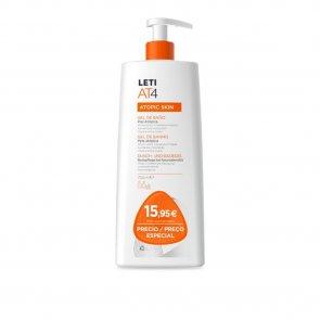 DISCOUNT: LETI AT4 Atopic Skin Bath Gel 750ml