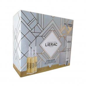 GIFT SET: Lierac Cica-Filler Anti-Wrinkle Repairing Cream-Gel Coffret