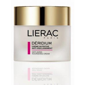 Lierac Déridium Anti-Aging Nourishing Cream Dry to Very Dry Skin 50ml