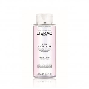 Lierac Double Cleansing Micellar Water Face&Eyes 400ml