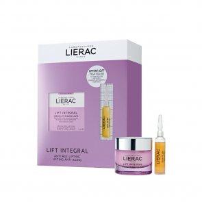 COFFRET: Lierac Lift Integral Sculpting Cream 50ml + Cica-Filler Serum 10ml