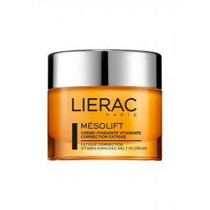 Lierac Mesolift Fatigue Correction Vitamin-Enriched Melt-In Cream 50ml