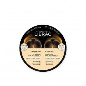 Lierac Premium The Mask Absolute Anti-Aging 2x6ml