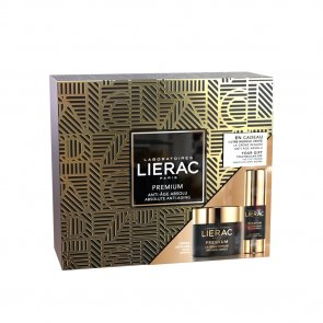 GIFT SET: Lierac Premium The Silky Cream Coffret Christmas