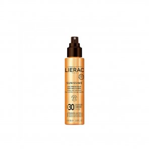 TRAVEL SIZE: Lierac Sunissime Energizing Protective Body Milk SPF30 100ml