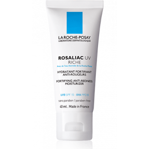 La Roche-Posay Rosaliac UV Rico Anti-vermelhidão FPS15 40ml