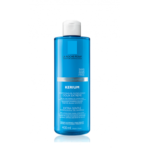 La Roche-Posay Kerium Extra Gentle Anti-Itching Gel-Shampoo 400ml