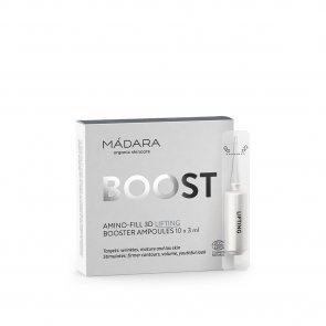 Mádara Boost Amino-Fill 3D Lifting Booster Ampoules 10x3ml