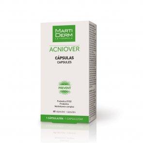 Martiderm Acniover Capsules Acne-Prone Skin x60