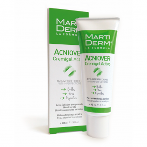 Martiderm Acniover Active Cremigel Anti-Imperfections 40ml