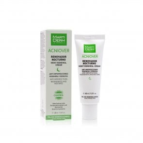 Martiderm Acniover Night Renewal Cream 40ml