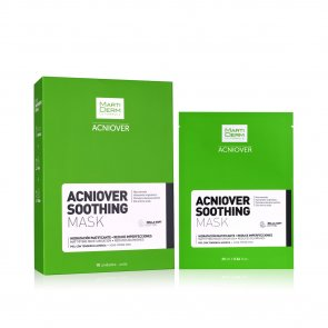 Martiderm Acniover Soothing Sheet Mask x10