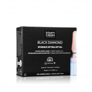 Martiderm Black Diamond Epigence Optima SPF50+ 10x2ml
