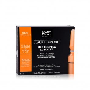 Martiderm Black Diamond Skin Complex Advanced Normal/Dry Skin 10x2ml