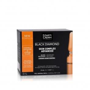 Martiderm Black Diamond Skin Complex Advanced Normal/Dry Skin 30x2ml