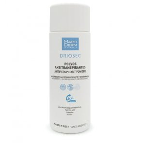 Martiderm Driosec Antiperspirant Powder Hands & Feet 75g