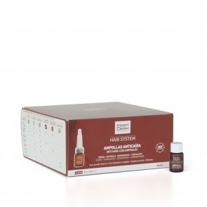Martiderm Hair System 3GF Ampoules Anti Hair Loss x14