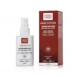 Martiderm Hair System Loção Anti-Queda 100ml
