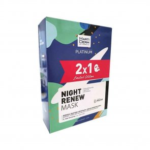 LIMITED EDITION: Martiderm Platinum Night Renew Mask 2x5