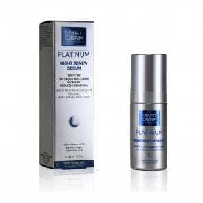 Martiderm Platinum Night Renew Serum Night Anti-Aging Booster 30ml