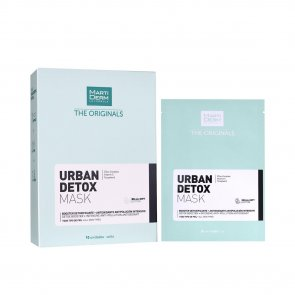 Martiderm Urban Detox Sheet Mask x10