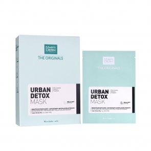 Martiderm Urban Detox Sheet Mask x10