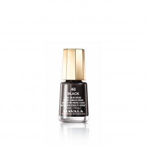 Mavala Nail Color Cream 48 Black 5ml