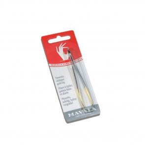 Mavala Oblique Gold Tips Tweezer