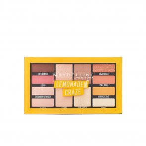 Maybelline Lemonade Craze Eyeshadow Palette 12g