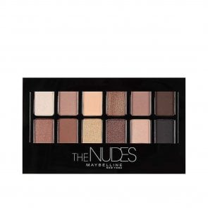 Maybelline The Nudes Eye Shadow Palette 9.6g