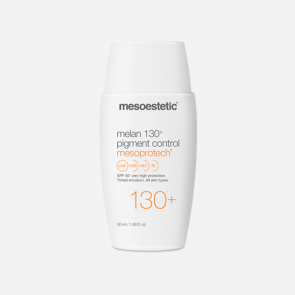 Mesoestetic Mesoprotech Melan 130+ Controlo Pigmentação FPS50+ 50ml