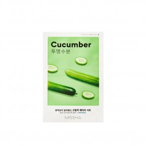 Missha Airy Fit Sheet Mask Cucumber 19g