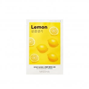 Missha Airy Fit Sheet Mask Lemon 19g